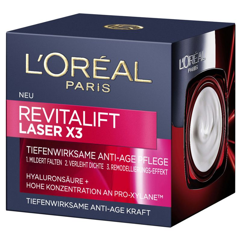 Creme Anti-idade Revitalift Laser X3 Diurno L'Oréal Paris 50ml