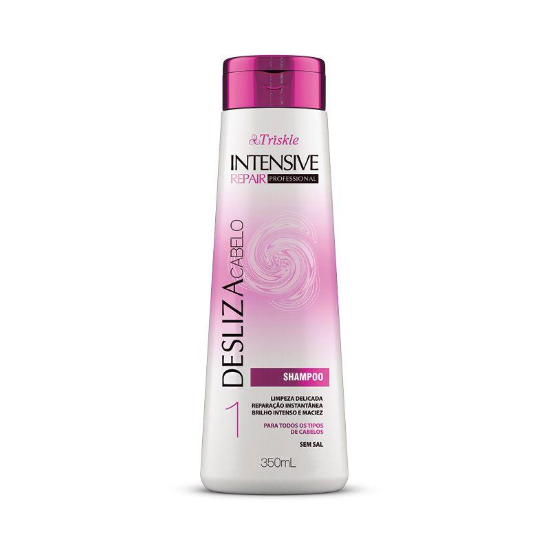Shampoo Desliza Cabelos Triskle 350ml