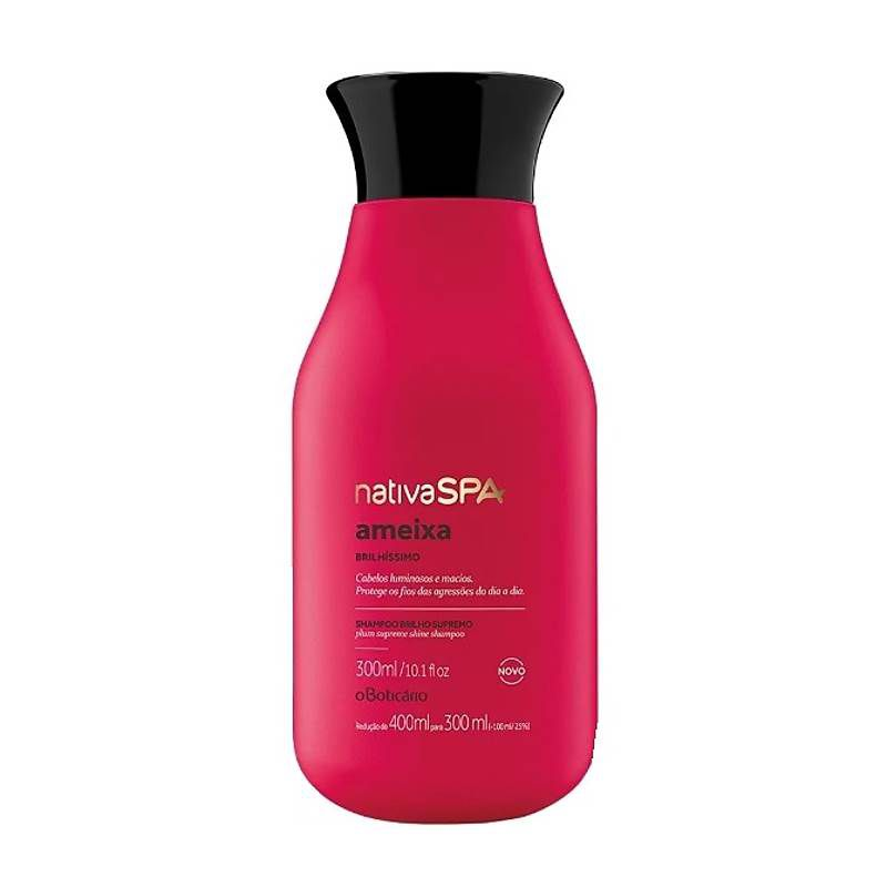 Shampoo Nativa SPA Ameixa 300ml