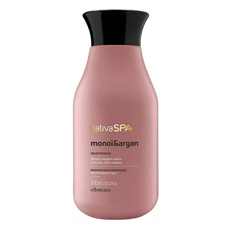 Shampoo Nativa SPA Monoï & Argan 300ml