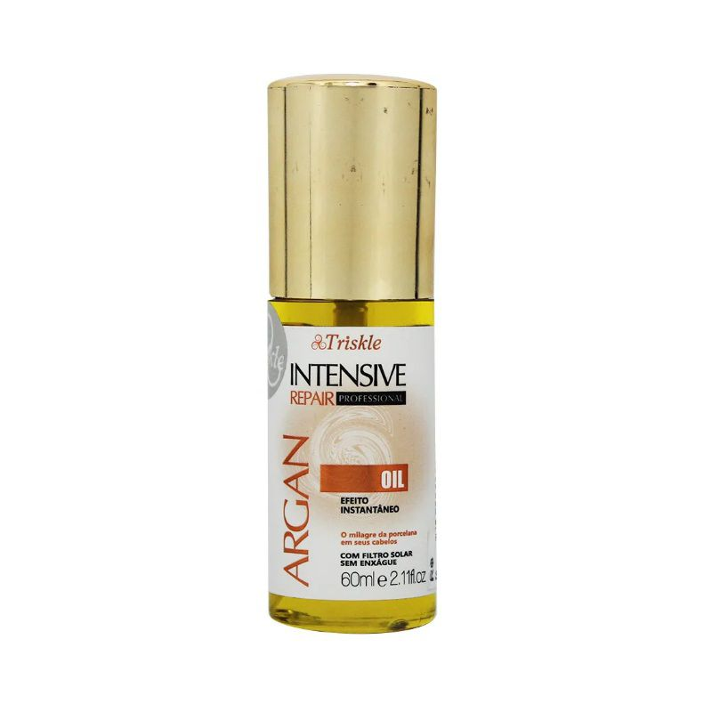 Termoprotetor Oil Argan Triskle 60ml