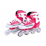 All Style Street Rollers Patins - P ( 29-32 ) Vermelho