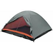 Barraca Camping Dome 4 Lugares Premium Com Cobertura