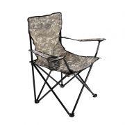 Cadeira Araguaia Confort Com Braço - Camuflada
