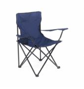 Cadeira Araguaia Conforto Azul Marinho