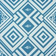 Cadeira Espreguiçadeira Dobrável Poliéster 5 posições  Mormaii - Azul