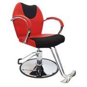 Cadeira Hidráulica de Salão Confort PEL-030 Pelegrin