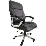 Cadeira Presidente PEL-8028H/3 Giratória Preto - Pelegrin