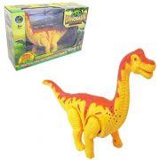 Dinossauro Age Of Dinosaurs Com Som E Luz A Pilha