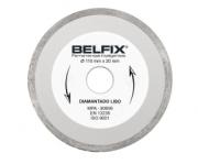 Disco Diamantado Liso Contínuo 110 mm - Belfix