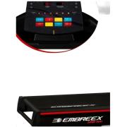ESTEIRA 568 BX 3.0 18 KM/H AREA ÚTIL 140X50 LINHA PREMIUM EMBREEX 220V