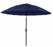 Ombrellone Articulado Chino 2,50 Metros - Azul