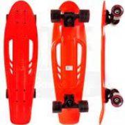 Skate Cruiser Kronik Vermelho 27 - Solid Color