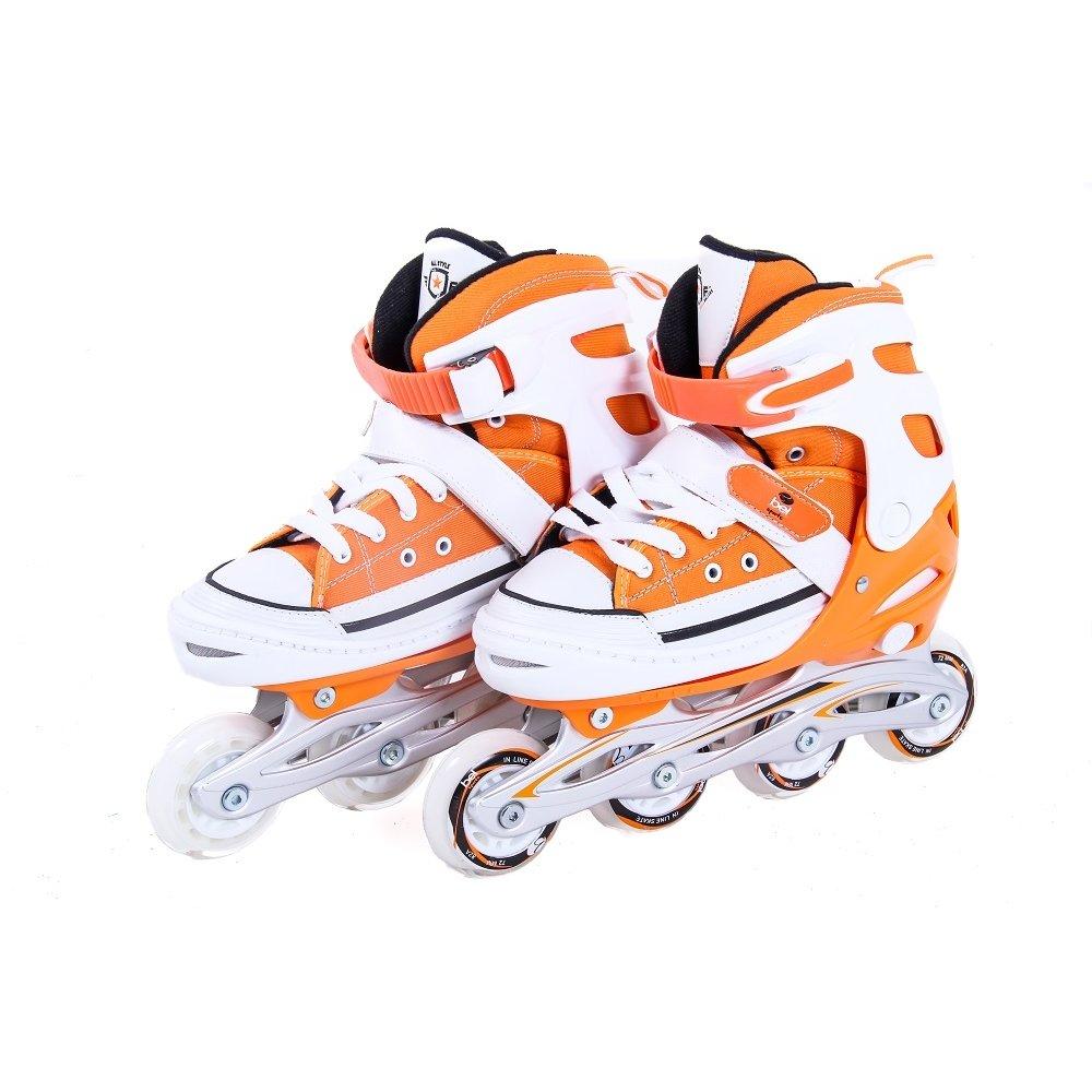 All Style Street Rollers - M ( 33 -36 ) Laranja