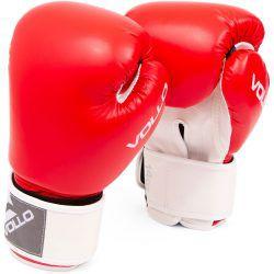 dc7d54c09 Luva De Boxe Combat 8 Oz Vermelha - Vollo - SportBrink