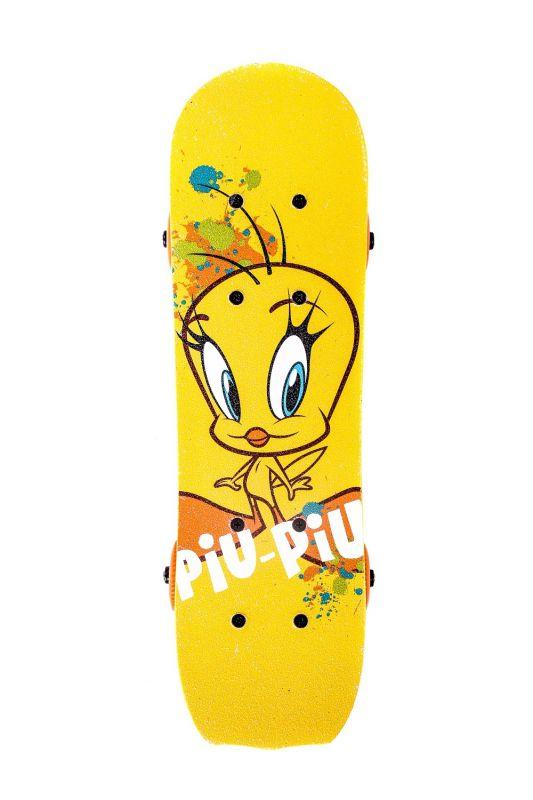 Mini Skateboard Looney Tunes - Piu Piu