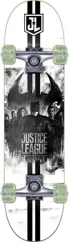 Skate Liga Da Justiça ( Filme )