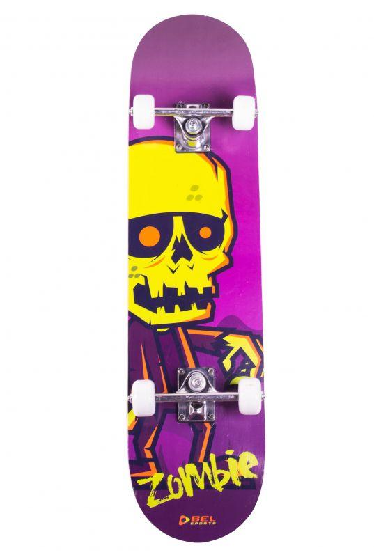 Skateboard Iniciante Radical - Zombie
