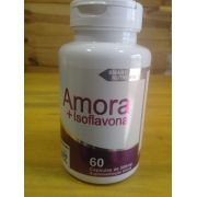 Amora +Isoflavona 60 Cápsulas de 500mg