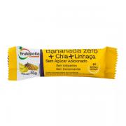 Bananada Chia e Linhaça Zero Frutabella 30g