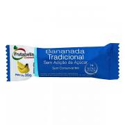 Bananada Tradicional Zero Frutabella 30g