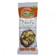 Barra Nuts Sementes S/GLUTÉN