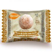 Bolinha de Doce de Leite C/ Coco FLORMEL10g