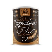 Cappuccino Fit sem Lactose adoçado com Xylitol 100g -VILA ALIMENTOS