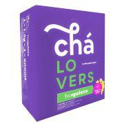 Chá Lovers Teaquieta - 60 Sachês ( Capim cidreira, camomila, erva doce, maracujá, melissa e jasmim)