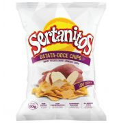 Chips de Batata Doce Natural Sertanitos 50g