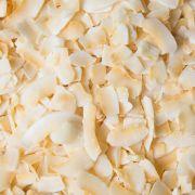Chips de coco sem açucar