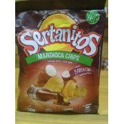 Chips de Mandioca sabor Barbecue 50g