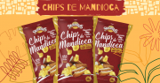 Chips de Mandioca sabor Hot dog - Sertanitos