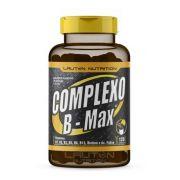 Complexo B Max - 60 caps Lauton Nutrition