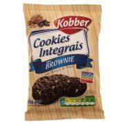 Cookies Integrais sabor Brownie c/ pedaços de Nozes 150g