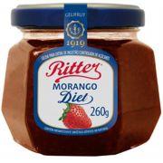 Geleia Diet de Morango RITTER 260g