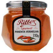 Geleia Gourmet Pimenta Vermelha RITTER 310g