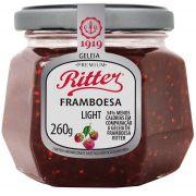 Geleia Diet de Framboesa RITTER 260g