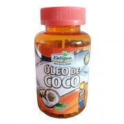 Óleo de Coco c/ 60 Capsulas 1000mg - Katigua