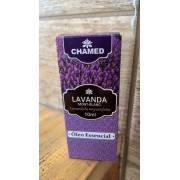 óleo essencial de lavanda 10ml - Chamed