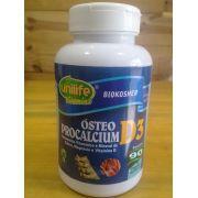 Ósteo Procalcium D3 - 90 Cápsulas 950mg ( Suplemento Vitamínico e Mineral de Cálcio, Magnésio e Vitamina D )