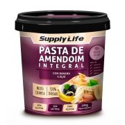 Pasta de Amendoim C/ Banana e Açai - SUPPLY LIFE 500g