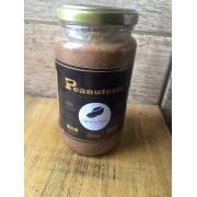 Pasta de Amendoim cacau e coco 0 açucar 350g - Peanuteria