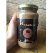 Pasta de Amendoim com creme de avelã 350g - Peanuteria
