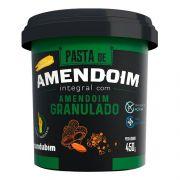 Pasta de Amendoim Integral c/ Granulado 450G - Mandubim