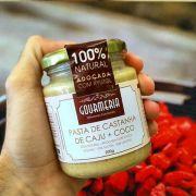 Pasta de Castanha de Caju c/ Coco 200g - Gourmeria