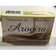 Sabonete de Aroeira cremoso 90g - Aromed