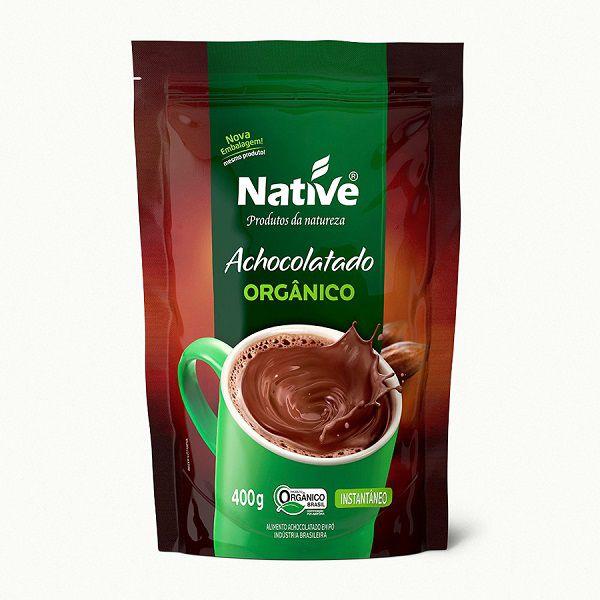 Achocolatado Orgânico Native 400g