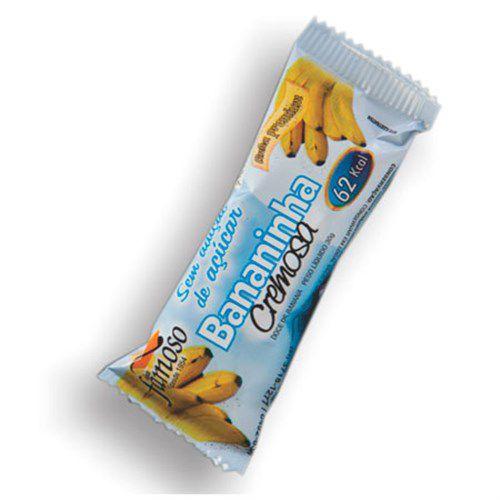 Bananinha Cremosa Doce de Banana sem Açúcar 30g