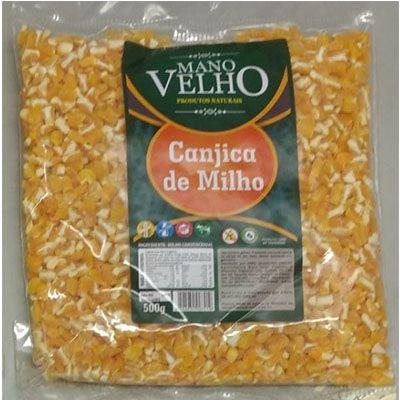 Canjica de Milho 500g - Mano Velho